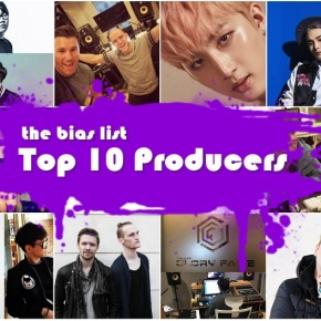 The Top 10 K-Pop Producers of2017