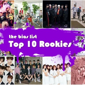 The Top 10 K-Pop Rookies of 2017