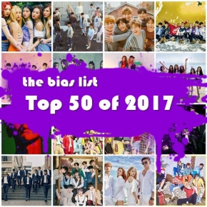 The Top 50 K-Pop Songs of 2017 (Day Five: 10-1)