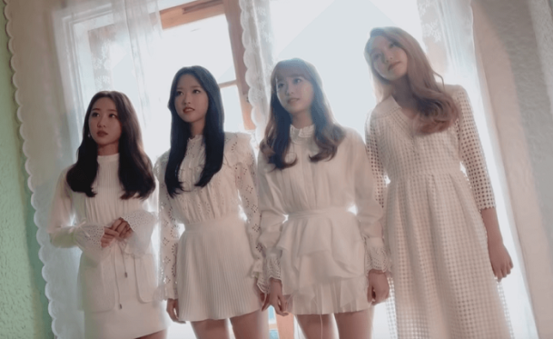 Song Review: LOONA yyxy – love4eva (ft  Grimes) | The Bias