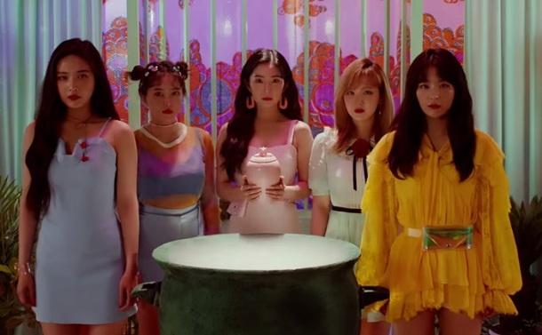 Cookie Jar Song Cool Song Review Red Velvet Cookie Jar The Bias List KPop