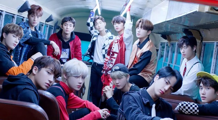 Song Review The Boyz Right Here The Bias List K Pop Reviews Discussion