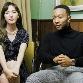 Song Review: Wendy X John Legend – Written In The Stars