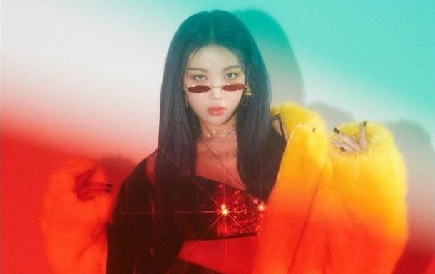 Imagini pentru yubin 2019 comeback