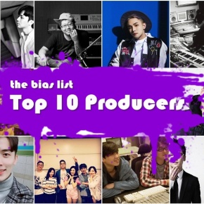 The Top 10 K-Pop Producers of 2018