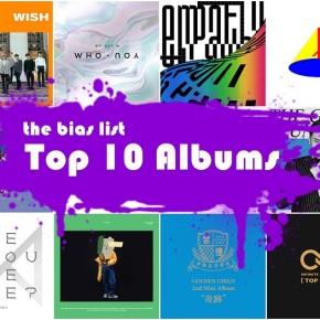 The Top 10 K-Pop Albums of2018
