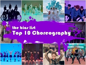 The Top 10 K-Pop Choreography of 2018