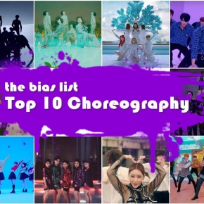 The Top 10 K-Pop Choreography of2018