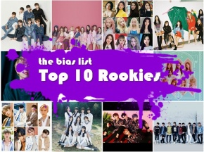 The Top 10 K-Pop Rookies of 2018