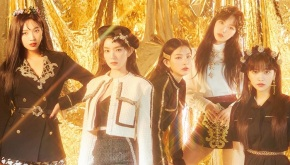 Buried Treasure: Red Velvet – Butterflies