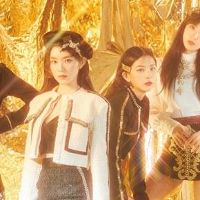 Buried Treasure: Red Velvet –Butterflies