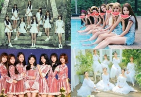The Top Ten Best Songs by OH MYGIRL