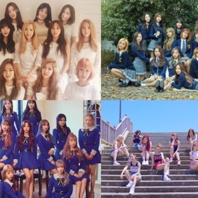 The Top Ten Best Songs by COSMIC GIRLS (WJSN)