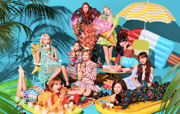 Song Review: Twice – Happy Happy | The Bias List // K-Pop