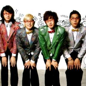 Random Shuffle Review: Super Junior-T –Rokkugo!!!