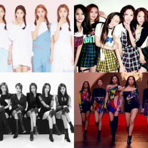 The Top Ten Best Songs byCLC