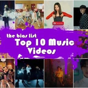 The Top 10 K-Pop Music Videos of 2019