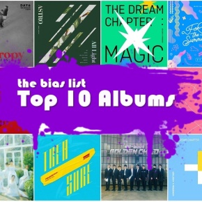 The Top 10 K-Pop Albums of 2019