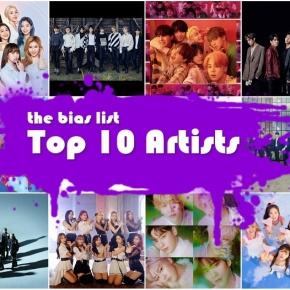 The Top 10 K-Pop Artists of 2019