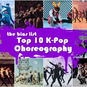 The Top 10 K-Pop Choreography of 2019