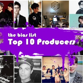 The Top 10 K-Pop Producers of 2019