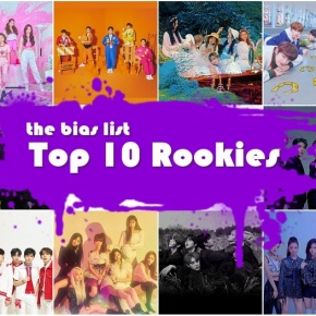 The Top 10 K-Pop Rookies of 2019