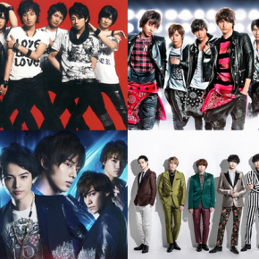 The Top Ten Best Songs by KIS-MY-FT2
