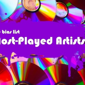The Bias List's Most-Played K-Pop & J-PopArtists