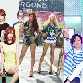 The Most Epic Days in K-Pop: June 22, 2015 (AOA, Sistar, Teen Top)