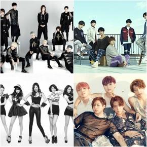 Best of the B-Sides: Vol.04 (Seventeen, M!LK, Rainbow, B1A4)
