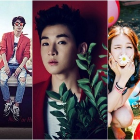 The Most Epic Days in K-Pop: July 14, 2014 (B1A4, Henry, Girl's Day)