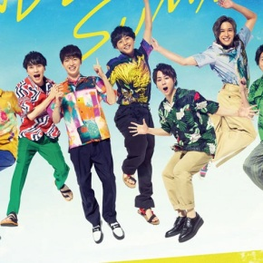 Song Review: Kis-My-Ft2 – Endless Summer