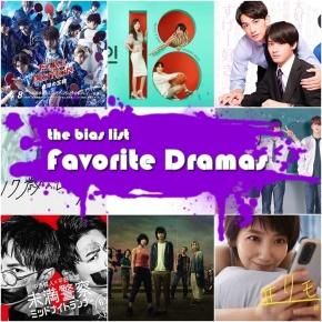 The Bias List's Favorite Korean and Japanese Dramas of2020