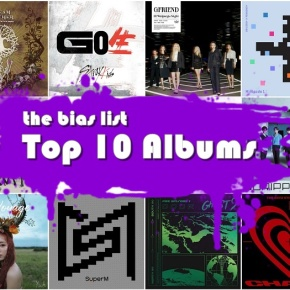 The Top 10 K-Pop Albums of 2020