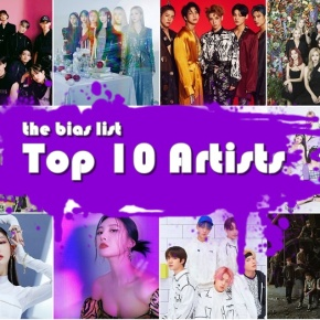 The Top 10 K-Pop Artists of 2020