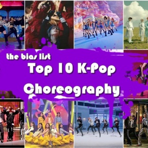 The Top 10 K-Pop Choreography of 2020