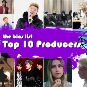 The Top 10 K-Pop Producers of 2020