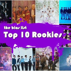 The Top 10 K-Pop Rookies of 2020