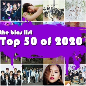 2020 Year-End K-Pop Recap (& Honorable Mentions)