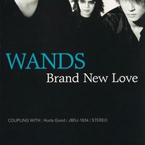 The 90's J-Pop Roadmap: Wands – Brand NewLove