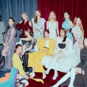 Song Review: LOONA – PTT (Paint TheTown)