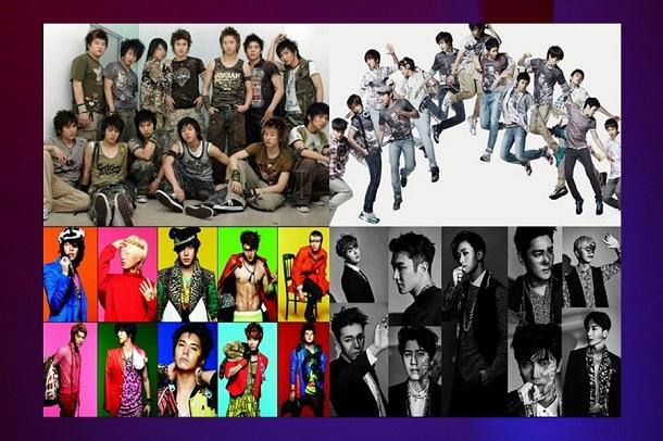 Top Ten K-pop Singles Revisited - Super Junior