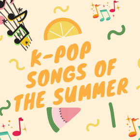 K-Pop Songs of the SummerCollaboration