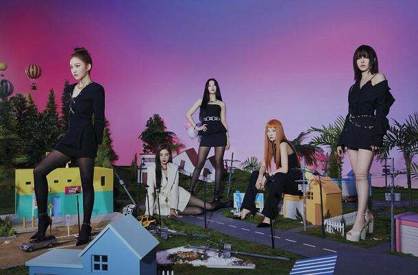 Red Velvet - Pose