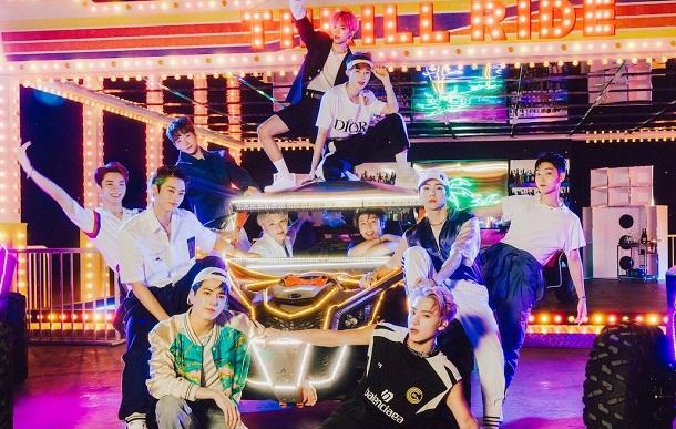 The Boyz - Thrill Ride