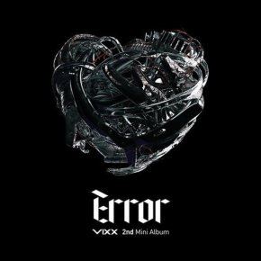 Bite-Sized Album Review: VIXX –Error