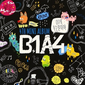 Bite-Sized Album Review: B1A4 – What'sHappening?