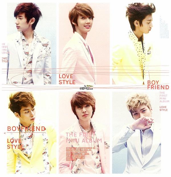Boyfriend - Love Style
